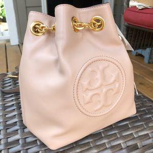 Tory Burch key item mini backpack